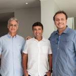 Estênio Martins, Marcos Novaes E Adriano Nogueira
