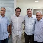 Estênio Martins, Paulo Fraga, Ricardo Bezerra E Emanuel Capistrano_