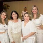 Eudoxia Sousa, Glória Maria Pinto, Liliane Goes E Sabrina Glícia (1)