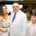Fabiana Lustosa, José Benevides E Eduardo Lustosa (1)