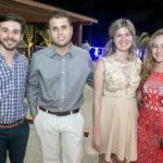 Felipe Banat, Rafael Lopes, Lisiane Medeiros E Natasha Banat (1)