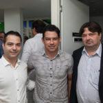Felipe Ferreira, Rodrigo Freire E Eduardo Golá