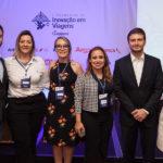 Fernão Loureiro, Luana Nogueira, Kamila Bounding, Camila Fernandes, Felipe Dias Lopes E Natália Abreu