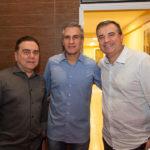 Fernando Linhares, Adolfo Bichucher E Ricardo Bezerra