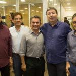 Fred Fernandes, Elias Do Carmo, Benildo Aguiar, Heitor Studart Ribamar Carneiro (1)