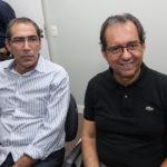 Gerardo Jereissati E Aristarco Sobreira
