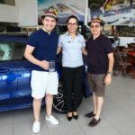 Giordano Braz, Carol Monteiro E Genaldo Braz (3)