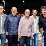 Ian Dias, Walter Bastos, Eduardo Dias, Rodrigues Parente E Fernando Rodrigues Filho