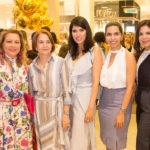 Inês Cals, Lenita Negrão, Flávia Simões, Carla Laprovítera E Maria Lúcia Negrão (1)