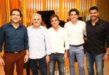 Jonathas Costa, Emanoel Capistrano, Adalberto Machado, Romulo Santos E Felipe Capistrano (4) CAPA