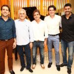 Jonathas Costa, Emanoel Capistrano, Adalberto Machado, Romulo Santos E Felipe Capistrano (5)