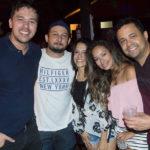 Jorge Vieira, André Santos, Joana E Mila Veras E Luciano Mattos