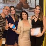 Josafá Neto, Juliana Hissa, Neuma Figueiredo E Juliana Hissa (1)