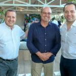 Jose Paranhos, Luciano Salgado E Irineu Guimarães (2)