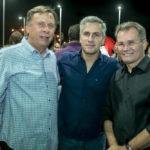 Jose Simões, Adolfo Bichucher E Sergio Macedo (2)