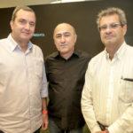 Kalil Otoch, Fernando Monteiro E Ivo Farias (2)