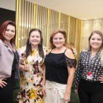 Karine Vilela, Aliane Bonfim, Elizabeth Araujo E Sinara Ribeiro 01