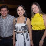 Ladislau Nogueira, Roberta Fontelles E Ana Lúcia Nogueira