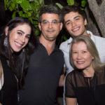 Lia, Fernando, Heitor E Erica Sampaio