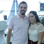 Lucas Andrede E Beatriz Silveira