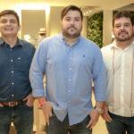 Magno Nogueira, Pinheiro Neto E Adriano Alves (2)