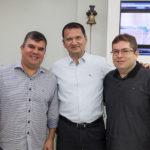 Marcelo Prado, Eduardo Pimentel E Vander Jamil