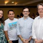 Marcia Pires, Renan Santos, Carlos Silva E Célio Fernando (1)