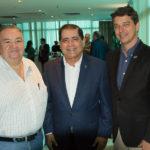 Marcos Soares, Virgílio Araripe E André Siqueira (1)