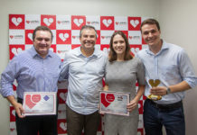 Martônio Rodrigues, Ricardo Bezerra, Renata Santos E André Lorenzoni