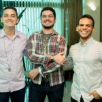 Mateus Almeida, Vitor Nobrega E Luiz Oliveira (1)