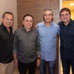 Moisés Oliveira, Fernando Linhares, Adolfo Bichucher E Assis Ciríaco