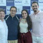 Newton Monteiro, Herrique Rodrigues, Beatriz Silveira E Lucas Andrade (2)