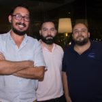 Ney Filho, Daniel Porto E Erico Monteiro (1)