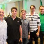 Nilson Santos, Paulo Teixeira, Eduardo BEzerra, Edilson Pinheiro E André Alencar (3)