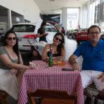 Patrícia Vieira, Mayara Moura E Thiago Façanha