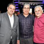 Patriolino Dias, Antonio Ximenes E Manoel Capistrano