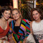 Paulinha Sampaio, Lenise Rocha E Renata Jereissati