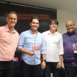 Paulo Henrique Donato, Ricardo Feitosa   Welle Motors, Jordan Gargur   Executivos De Contas PHD Propaganda E Edivaldo   Silcar