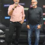 Paulo Henrique Donato E Lucio Albuquerque   Dono Da Handara