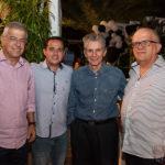 Pc Norões, Yuri Veras, Pádua Lopes E Fernando Ximenes