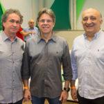 Ponciano Filho, Eduardo Bezerra E Nilson Santos (1)