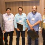 Raimundo Júnior, Joaquim Caracas, Ricardo Teixeira, Elder Martins E Sindaux Filho (2)