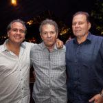 Ricardo Bacelar, Cláudio Rocha E Júlio Ventura Neto