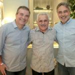Ricardo Bezerra, Emanoel Capistrano E Paulo Angelim (2)