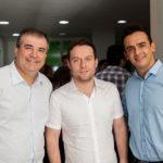Ricardo Bezerra, Igor Borges E Agnaldo Oliveira
