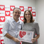 Ricardo Bezerra E Renata Santos