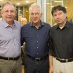 Ricardo Cavalcante, Carlos Prado E Edgar Gadelha (2)