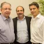 Ricardo Cavalcante, Paulo Holanda E André Siqueira (1)