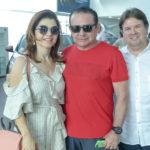 Riuka, Max Bezerra E Newton Monteiro (2)