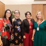 Roberta Carvalho, Kamila Bounding, Emília Moraes E Simone Monteiro